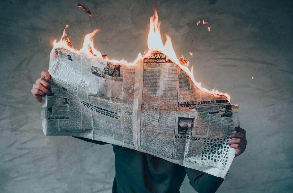 Épisode 8 – D'où vient la perte de confiance envers les médias ?
